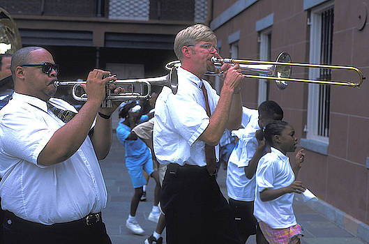 76 Trombones led the Big Parade by Carl Purcell