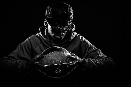 Portrait by Kenny Thomas