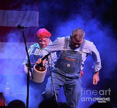 The Tennessee Mafia Jug Band by Wanda-Lynn Searles
