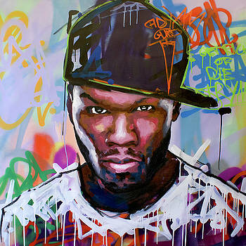 50 Cent by Richard Day