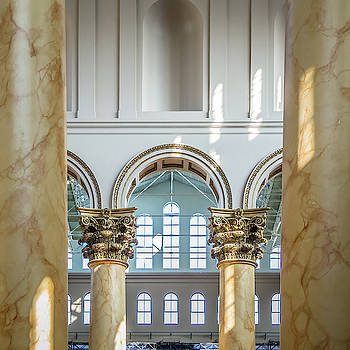 Smithsonian National Building Museum in Washington, DC by Alex Grichenko