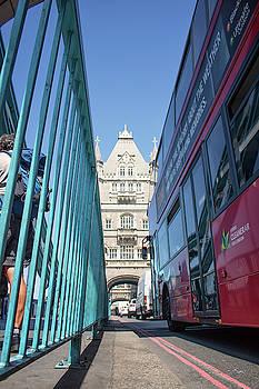 Tower Bridge by Martin Newman