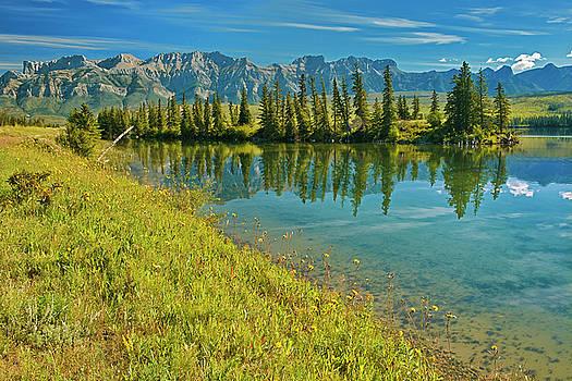 Canada, Alberta, Jasper National Park by Jaynes Gallery
