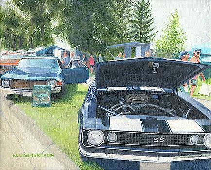 67 Camaro by Norb Lisinski