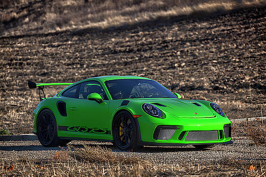 #Porsche 911 #GT3RS #Print by ItzKirb Photography