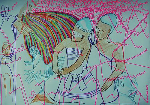 Kintu and Nambi Folktale by Gloria Ssali