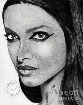 Deepika padukone by Ali Muhammad