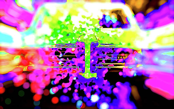 A 1968 Pontiac Catalina In An Altered State Of Consciousness by Ben Stein