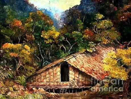 A Big Hidden House by Jason Sentuf