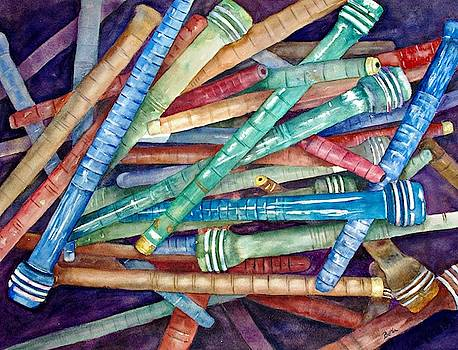 A Box of Bobbins by Beth Fontenot