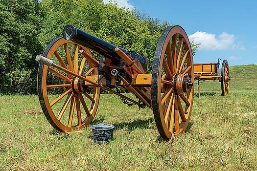 Sharon Popek - A Cannon Named Grace
