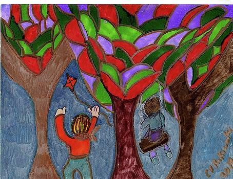 A Child's Paradise by Elinor Helen Rakowski