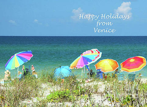 Sharon Williams Eng - Happy Holidays from Venice 300