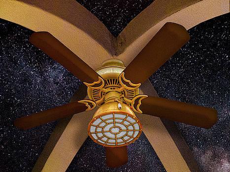 A Fan of The Night by Paul Wear