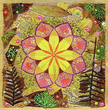 A Flower Dies by Sandy Thurlow