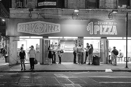 Sharon Popek - A Good Night for Pizza