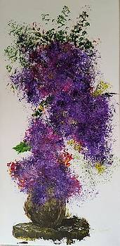 A Labyrinth of Lilacs by Sallie Wysocki
