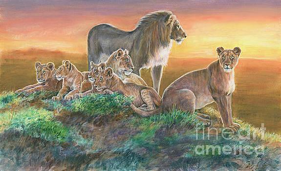 A Lion's Pride by Deb Hoeffner