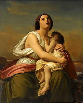 Christian Kohler - A Mother and Child