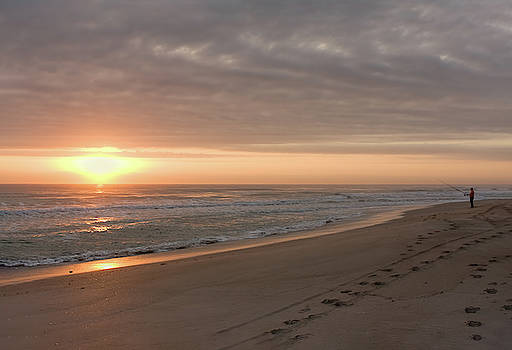 A New Day by John M Bailey