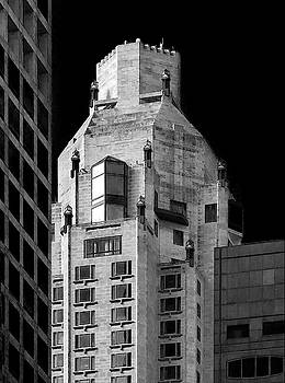 A New York City Building by Dave Mills