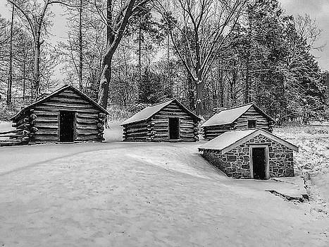 A Quiet Snow by Jeff Oates Photography