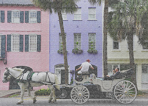 A ride in Charleston by Silvia Marcoschamer