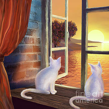 A Room with a View 2 by Anne Vis
