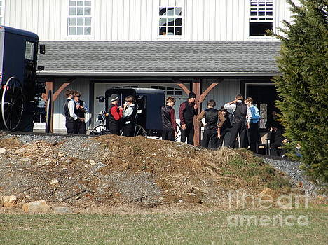 Christine Clark - A Second Christmas Amish Gathering