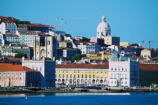 A Slice of Lisbon by Eric Tressler
