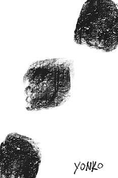 A study in black and white number three by Yonko Kuchera