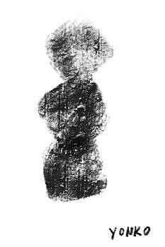 A study in black white one by Yonko Kuchera