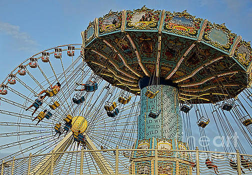 A Swinging Time by Diane LaPreta