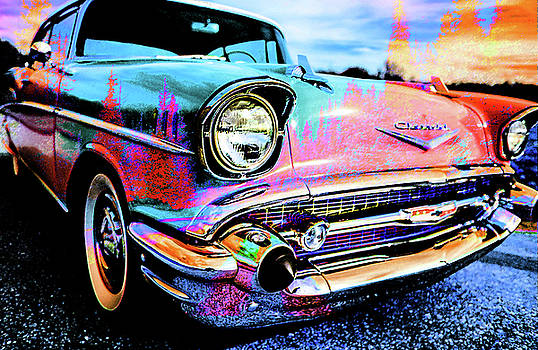 A Technicolor 1957 Chevrolet Bel Air Will Get You There by Ben Stein
