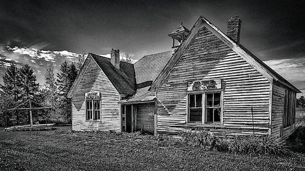 Susan Rissi Tregoning - A Two Room Schoolhouse