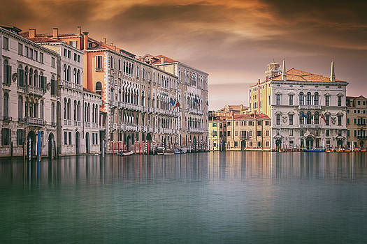 A Venetian Dream Venice Italy  by Carol Japp