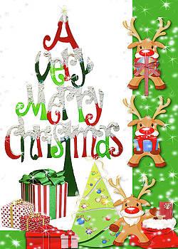 A Very Merry Christmas by Leticia Latocki