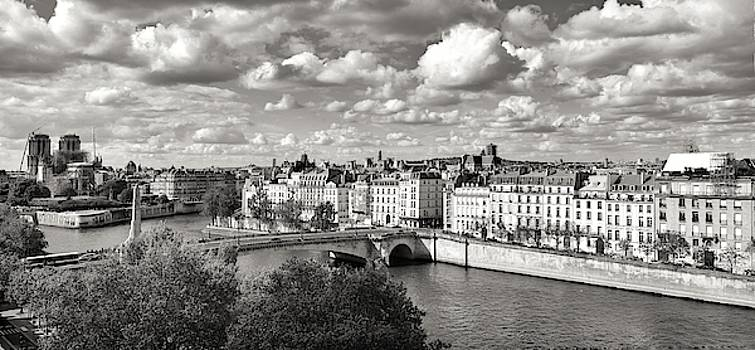 A View of Paris by Bharat Rao