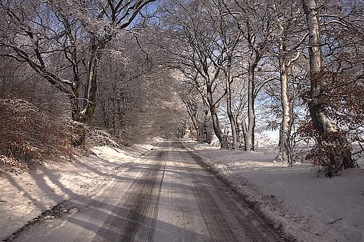 Alister Harper - A Winter Road