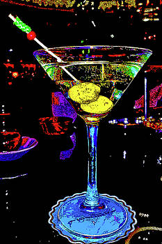 A woman with six martinis can ruin a city. by Andy Za