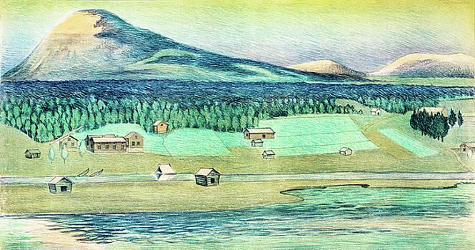 Aavasaksa by Pekka Liukkonen