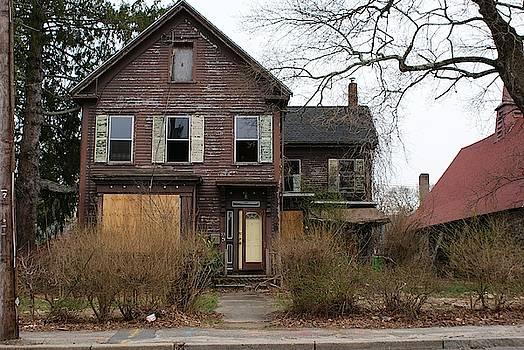 Abandoned  by Ronni Dewey
