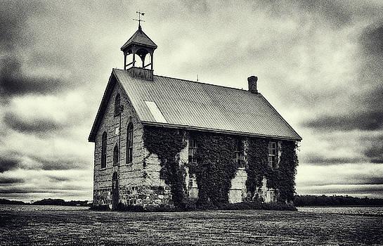 Garvin Hunter - Abandoned Schoolhouse