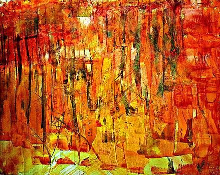 Ablaze by 'REA' Gallery