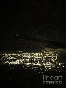 Above LA by Fei A