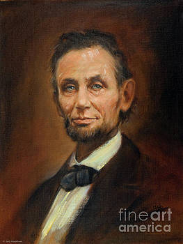 Abraham Lincoln by Deb Hoeffner