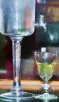 Kathleen K Parker - Absinthe Drip Cocktail New Orleans