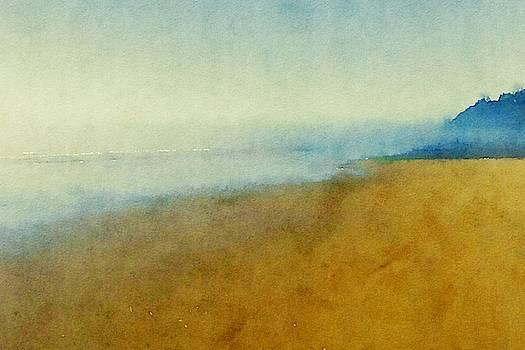Bonnie Bruno - Abstract Beach