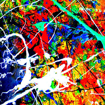 abstract composition K12 by Lee Eggstein