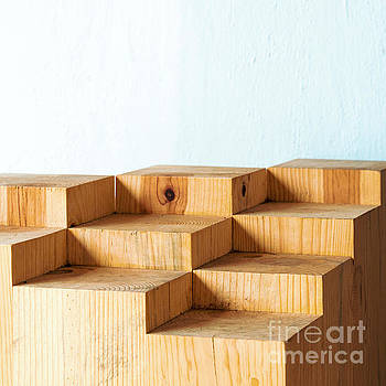 Tim Hester - Abstract Geometric Wood